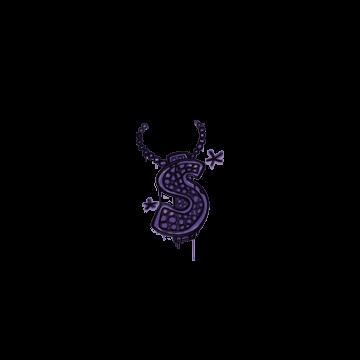 Sealed Graffiti | Bling (Monster Purple)