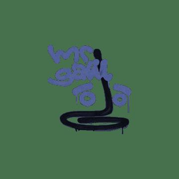 Sealed Graffiti | Recoil Galil AR (SWAT Blue)