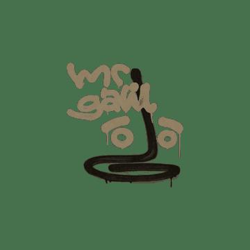Sealed Graffiti | Recoil Galil AR (Dust Brown)