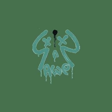 Sealed Graffiti | Recoil AWP (Frog Green)