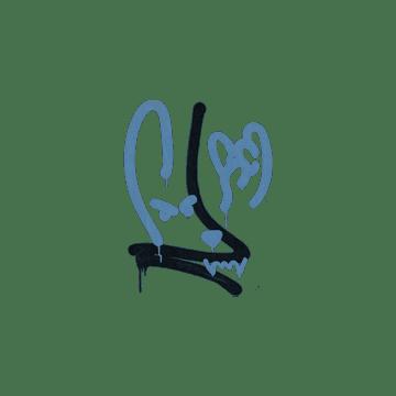 Sealed Graffiti   Recoil M4A4 (Monarch Blue)