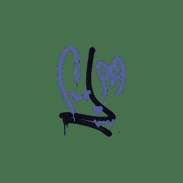 Sealed Graffiti | Recoil M4A4 (SWAT Blue)