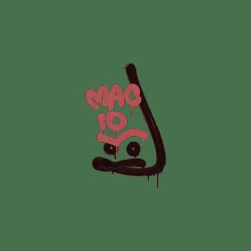 Sealed Graffiti | Recoil MAC-10 (Blood Red)