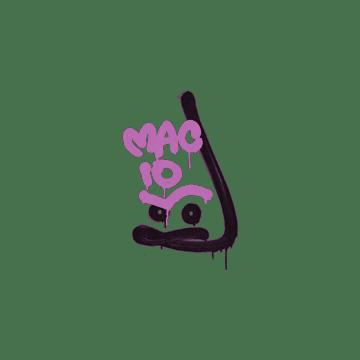 Sealed Graffiti   Recoil MAC-10 (Bazooka Pink)