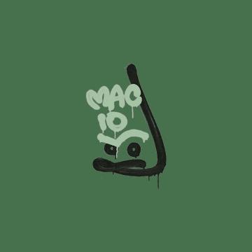 Sealed Graffiti | Recoil MAC-10 (Cash Green)