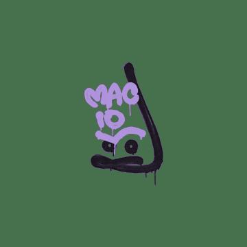 Sealed Graffiti | Recoil MAC-10 (Violent Violet)
