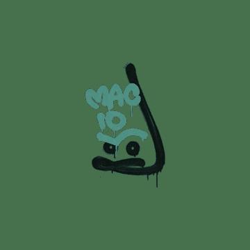 Sealed Graffiti | Recoil MAC-10 (Frog Green)