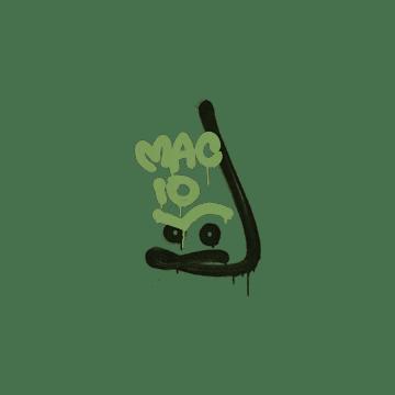 Sealed Graffiti | Recoil MAC-10 (Battle Green)