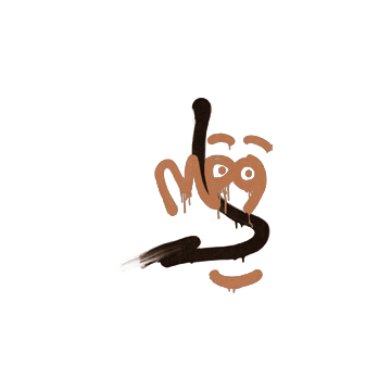 Sealed Graffiti | Recoil MP9 (Tiger Orange)