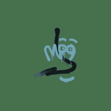 Sealed Graffiti | Recoil MP9 (Wire Blue)