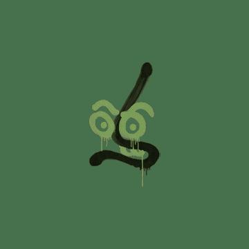Sealed Graffiti | Recoil MP7 (Battle Green)