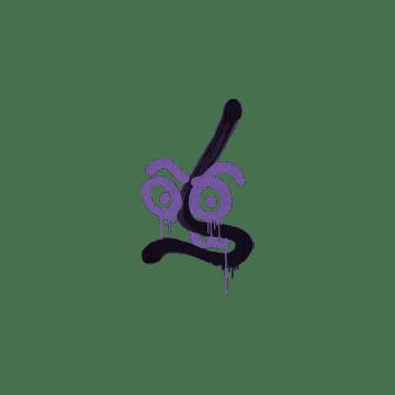 Sealed Graffiti | Recoil MP7 (Monster Purple)