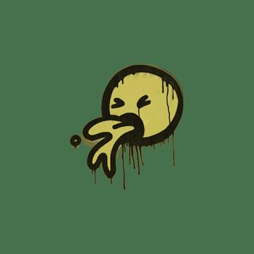 Sealed Graffiti | Puke (Tracer Yellow)