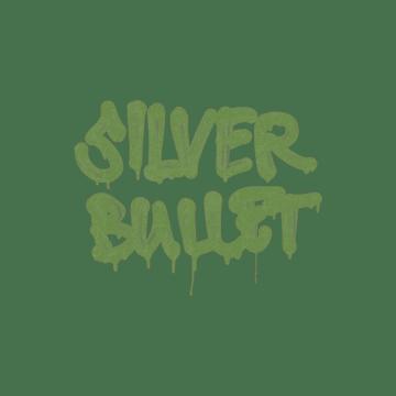 Sealed Graffiti | Silver Bullet (Battle Green)