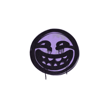 Sealed Graffiti | Smarmy (Violent Violet)
