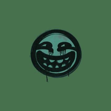Sealed Graffiti | Smarmy (Frog Green)