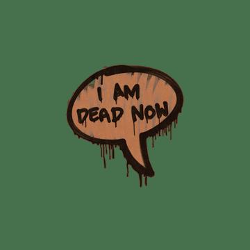 Sealed Graffiti | Dead Now (Tiger Orange)