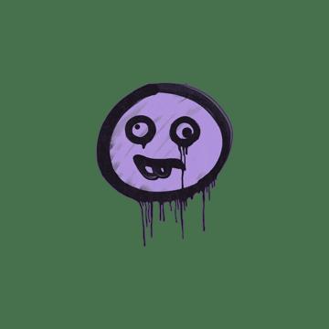 Sealed Graffiti | Goofy (Violent Violet)