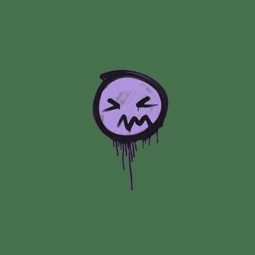 Sealed Graffiti | Grimace (Violent Violet)