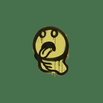 Sealed Graffiti | Choke (Tracer Yellow)