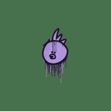 Sealed Graffiti | Bock Bock (Violent Violet)