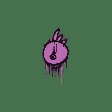 Sealed Graffiti | Bock Bock (Bazooka Pink)