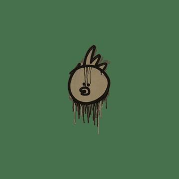 Sealed Graffiti | Bock Bock (Dust Brown)