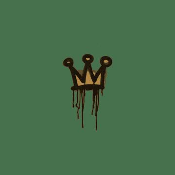 Sealed Graffiti | Little Crown (Desert Amber)
