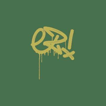 Sealed Graffiti | Little EZ (Tracer Yellow)