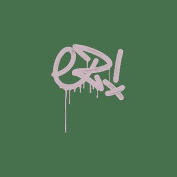 Sealed Graffiti | Little EZ (War Pig Pink)