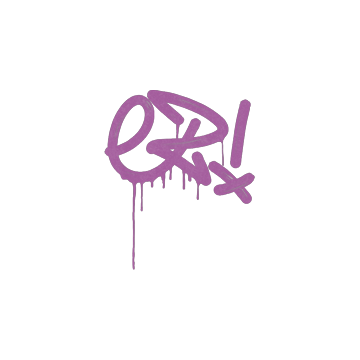 Sealed Graffiti | Little EZ (Bazooka Pink)