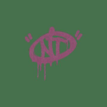 Sealed Graffiti | NT (Princess Pink)
