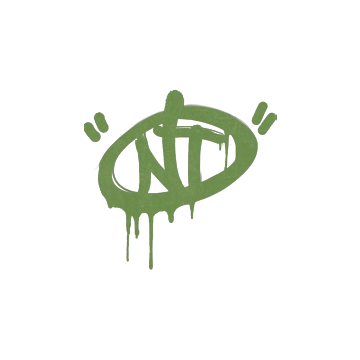 Sealed Graffiti | NT (Battle Green)