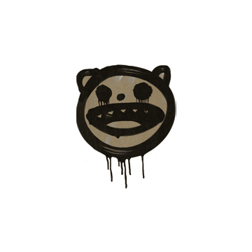 Sealed Graffiti | Happy Cat (Dust Brown)