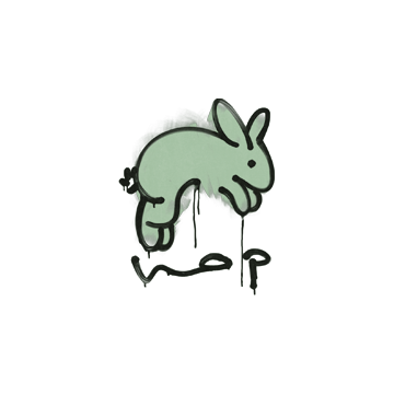 Sealed Graffiti | Hop (Cash Green)