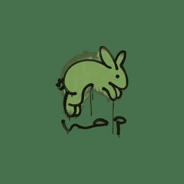 Sealed Graffiti | Hop (Battle Green)