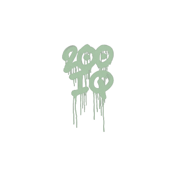 Sealed Graffiti | 200 IQ (Cash Green)