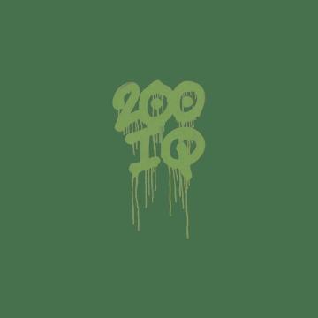 Sealed Graffiti | 200 IQ (Battle Green)
