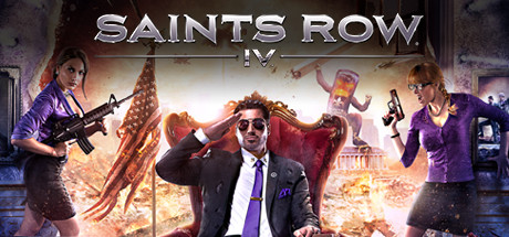 Saints Row IV -