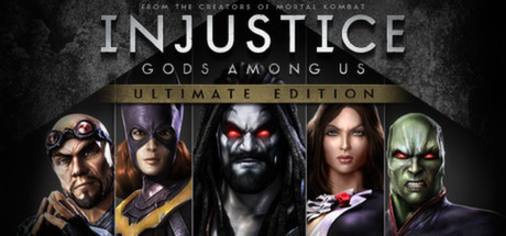 Injustice: Gods Among Us Ultimate Edition -