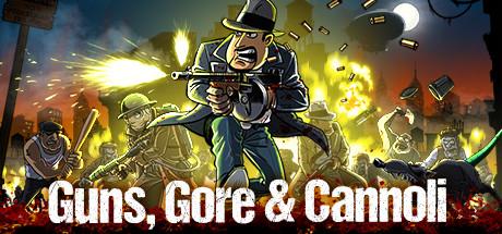 Guns, Gore & Cannoli -