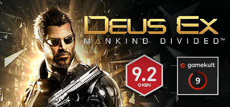 Deus Ex: Mankind Divided™ -