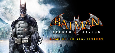 Batman: Arkham Asylum GOTY Edition -