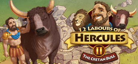 12 Labours of Hercules II: The Cretan Bull -