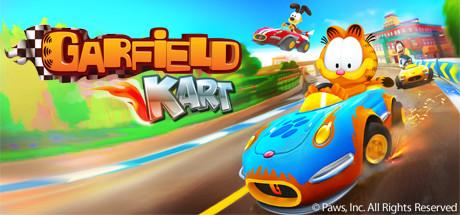 Garfield Kart -