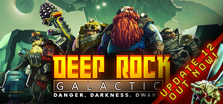 Deep Rock Galactic -