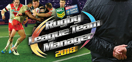 Rugby League Team Manager 2018 -