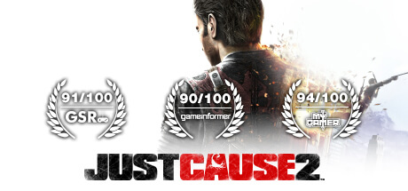 Just Cause 2 -