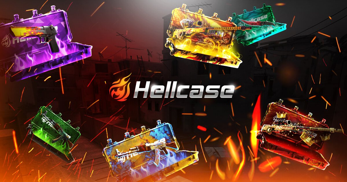 Hellcase - your favorite CS:GO case opening site - Already leaving? - Free Cheats for Games