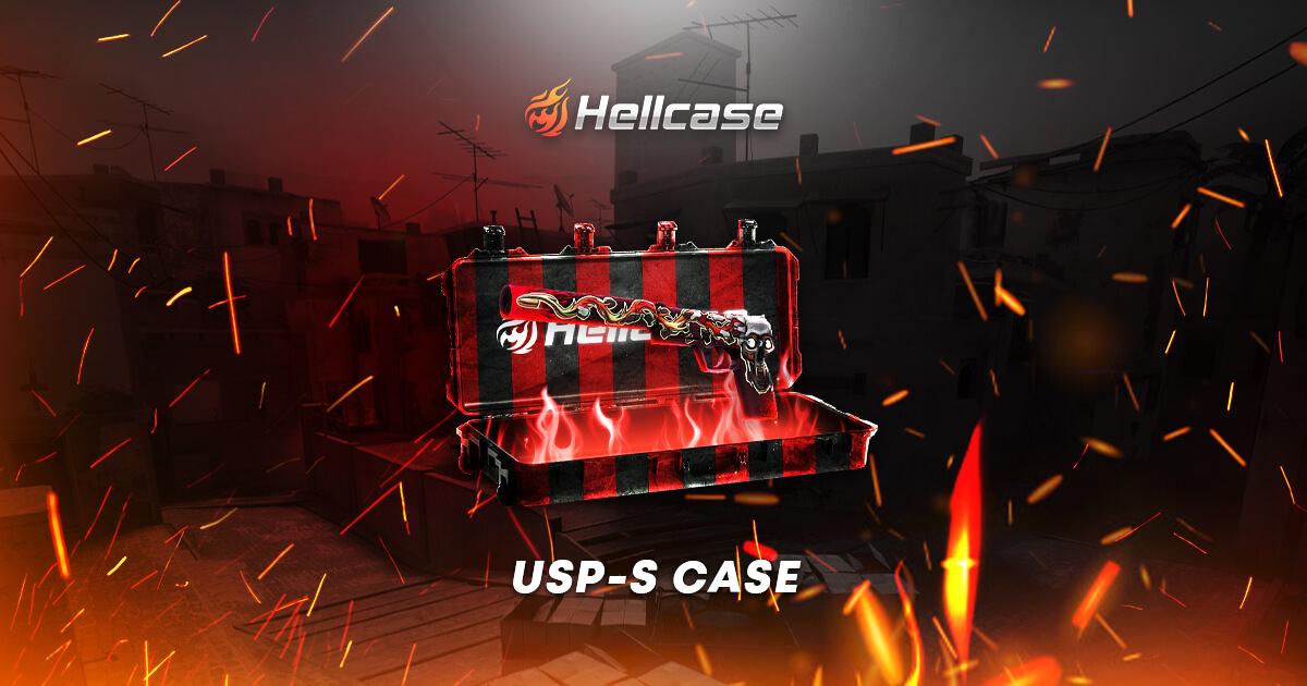 usp s open cases on hellcase com